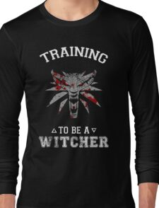 Training to be a... Long Sleeve T-Shirt