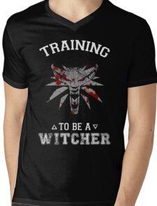 Training to be a... Mens V-Neck T-Shirt