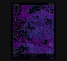 USGS TOPO Map Alabama AL Englewood 303764 1970 24000 Inverted T-Shirt