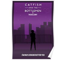Catfish And The Bottlemen Movie Stylised Poster
