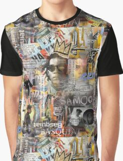 jean michel  Graphic T-Shirt
