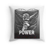 Baron Praxis: Power Throw Pillow