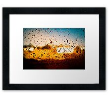 Dirt Framed Print