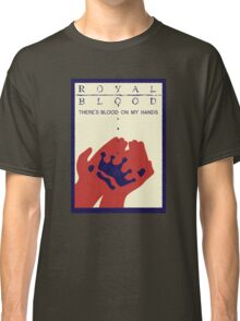 Royal Blood Movie Stylised Classic T-Shirt