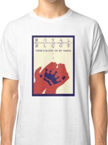 Royal Blood Movie Stylised Classic T-Shirt