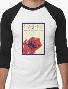 Royal Blood Movie Stylised Men's Baseball ¾ T-Shirt