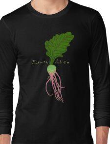Earth Alien Watermelon Radish T-Shirt