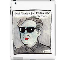Mo' money iPad Case/Skin