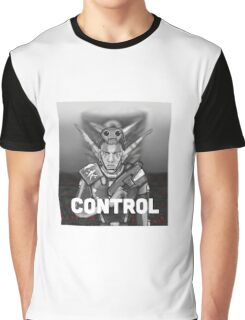 Erol: Control Graphic T-Shirt