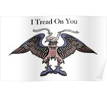 Tread On You   Poster