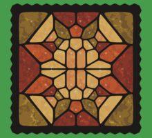 Sacred geometry - Voronoi Kids Tee