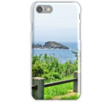 Just Looking iPhone Case/Skin