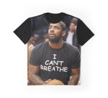 I Can't Breath Graphic T-Shirt