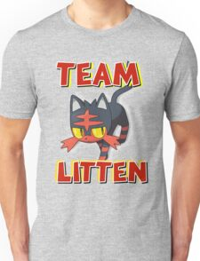 Team Litten ! Unisex T-Shirt