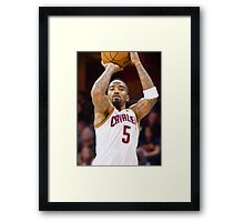 Smith For The buzzer Framed Print