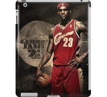 Young Lebron iPad Case/Skin