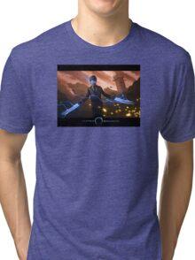 OB2 - Doberman Tri-blend T-Shirt