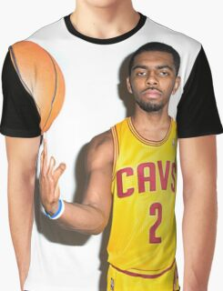 Funny Face Kyrie Graphic T-Shirt