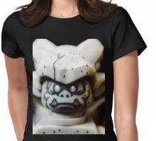 Lego Gargoyle minifigure Womens Fitted T-Shirt