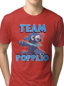 Team Popplio ! Tri-blend T-Shirt