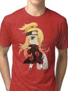DEIDARA Tri-blend T-Shirt