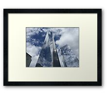 One World Trade Center Framed Print