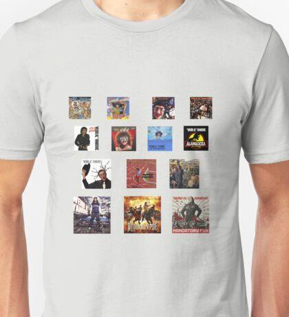 Weird Al Discography Unisex T-Shirt
