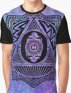 Grateful Dead Steal Your Face Mandala Graphic T-Shirt
