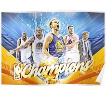 Reigning Champions Poster