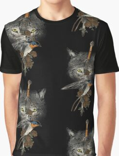 The Swallow Graphic T-Shirt