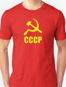 CCCP (USSR) Unisex T-Shirt