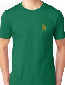yellow grim reaper polo Unisex T-Shirt