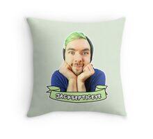 jacksepticeye! Throw Pillow