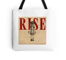 Skillet Rise Album Cover Tote Bag