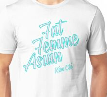 Fat, Femme and Asian - Kim Chi Unisex T-Shirt
