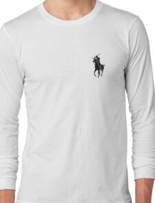 samurai polo Long Sleeve T-Shirt