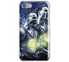 Splash Brothers iPhone Case/Skin