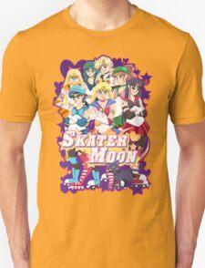 Skater Moon Unisex T-Shirt