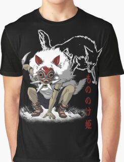 Mononoke spirit v3 Graphic T-Shirt