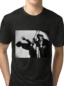 Dr. Jekyll and Mr. Hyde - Transformation Tri-blend T-Shirt