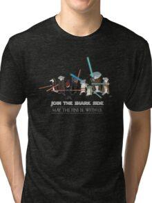 Star Wars Sharks Tri-blend T-Shirt