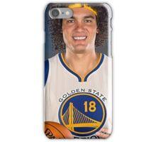 Brazilian Basketball Player iPhone Case/Skin
