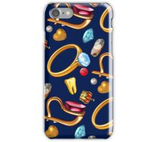 gold party  iPhone Case/Skin