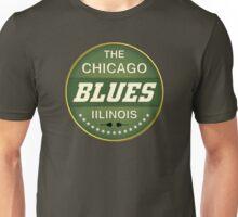 Chicago Blues Iilinois Unisex T-Shirt
