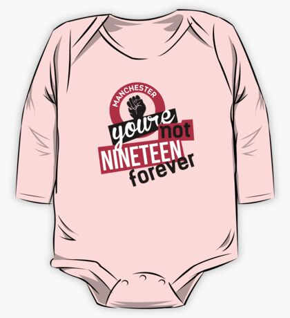 Not Nineteen Forever One Piece - Long Sleeve