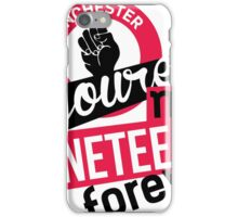 Not Nineteen Forever iPhone Case/Skin