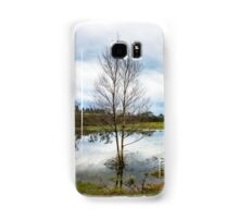 Reflections in the water Samsung Galaxy Case/Skin