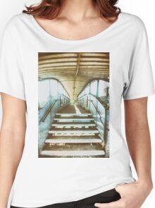 Footbridge Women's Relaxed Fit T-Shirt