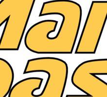 Markbass Amp Sticker