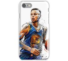 Stephen Curry Injury 2016 iPhone Case/Skin